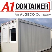 A1 Container Austria Raumcontainer 20ft